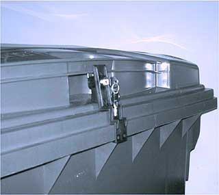 Müllcontainerverschluss 660/770/1100 Liter Sulo